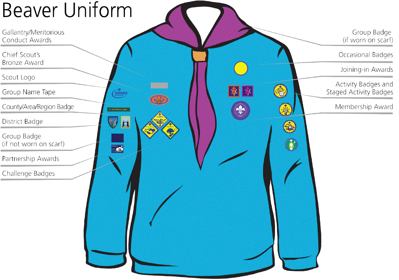 Uniform Badge 33