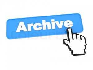 Web Archive Button.